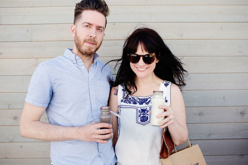 Jeremy + Elsie