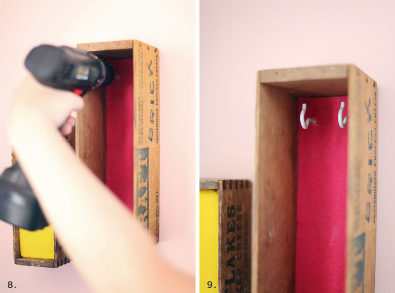Transform antique boxes into beautiful jewelry displays!