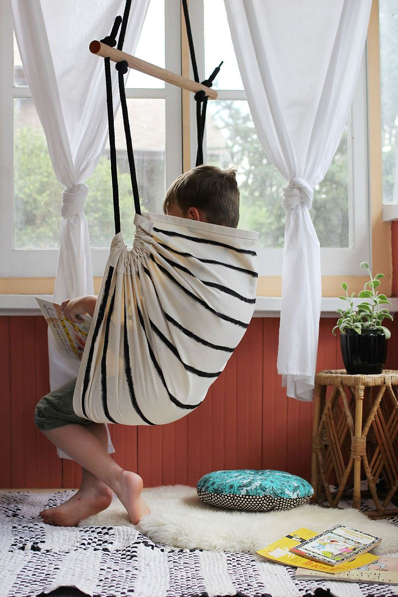 Reversible Hammock Chair