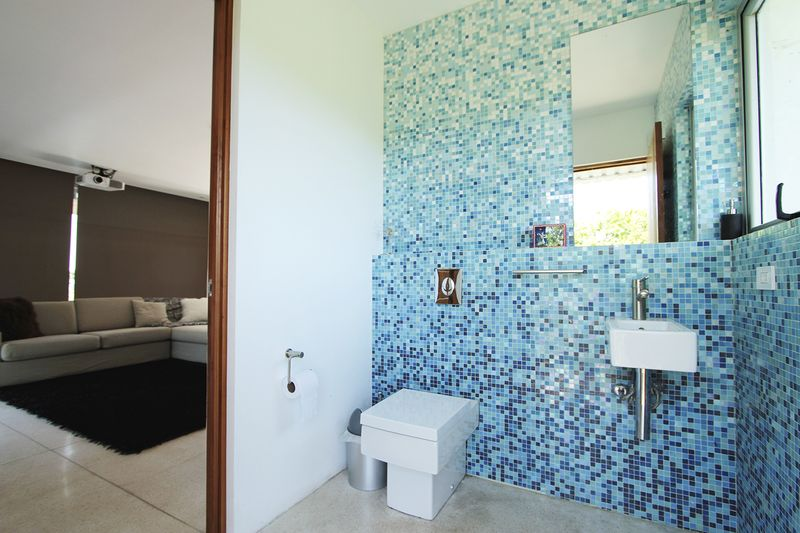 Lower Bathroom