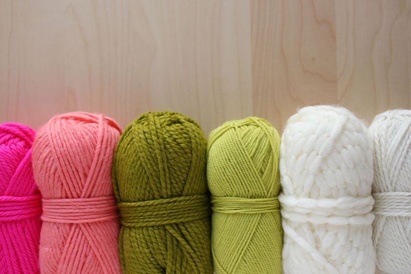 Yarn Selection