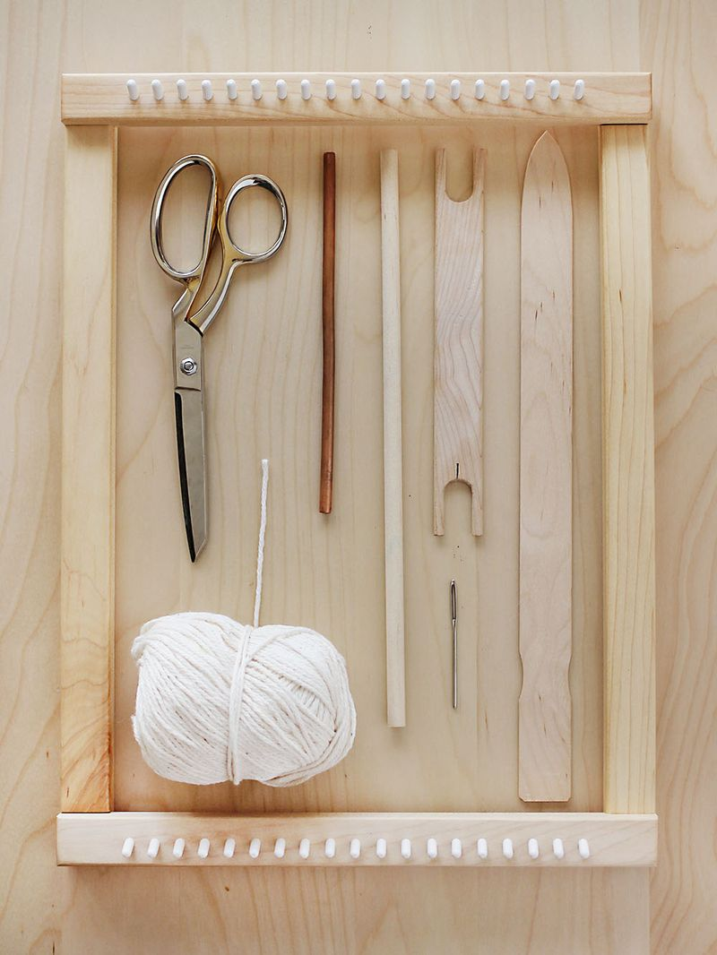 Tools for Weaving