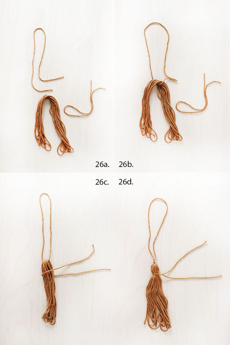 Make A Tassel Or Two