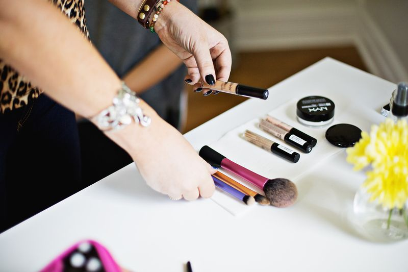 Contouring basics using concealers!