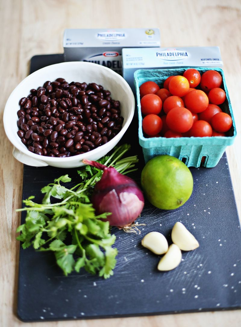 How to make the best black bean dip