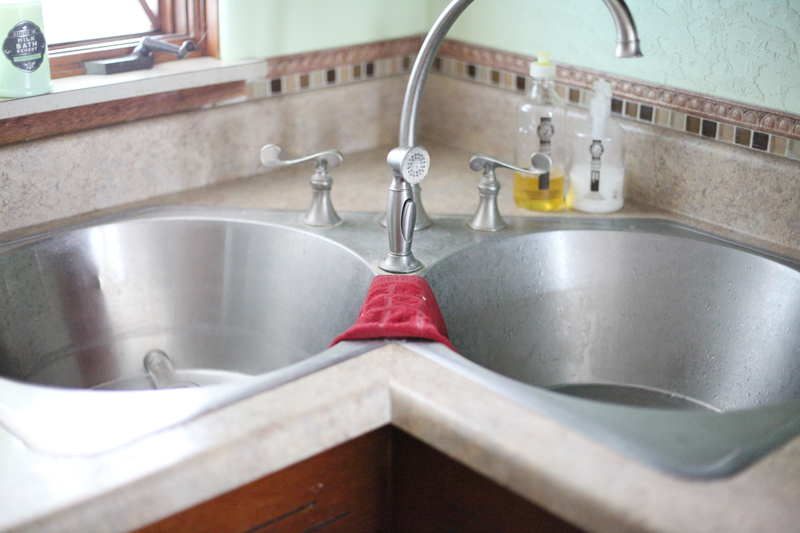 Installing Butcher Block Counters with an Undermount Sink ...