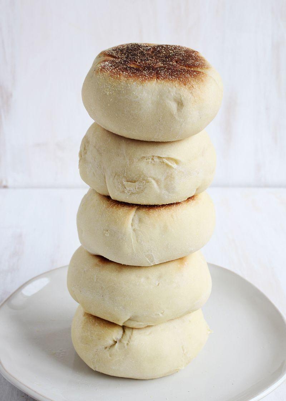 Best homemade english muffins