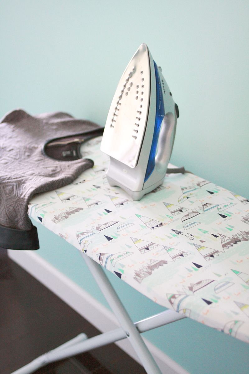 923d75c4199 Ironing Board Cover DIY - A Beautiful Mess