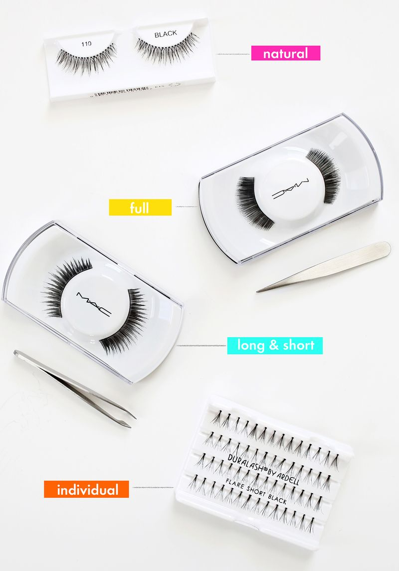 Let's Talk About False Lashes - A Beautiful Mess