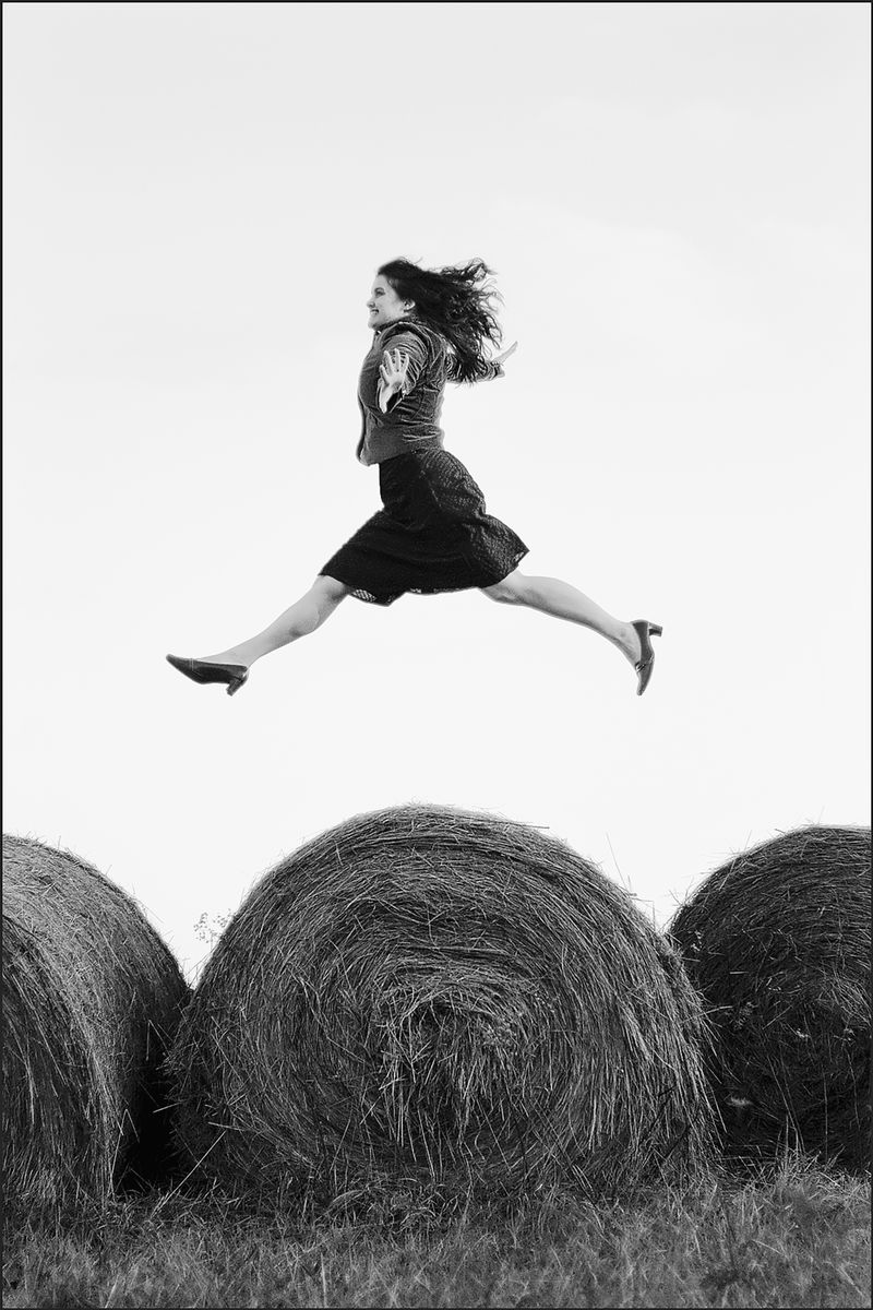 How to take better jumping photos!