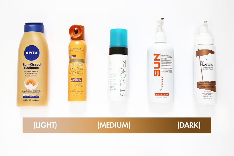 Our search for the perfect self-tanner - A Beautiful Mess c7e2b38c2511