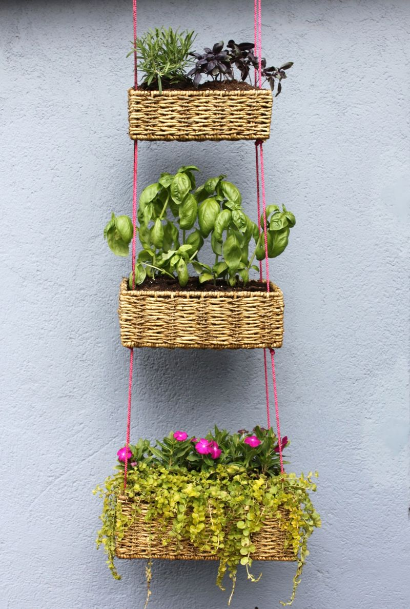 Hangingbasketgarden