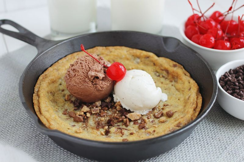 Best skillet cookie recipe