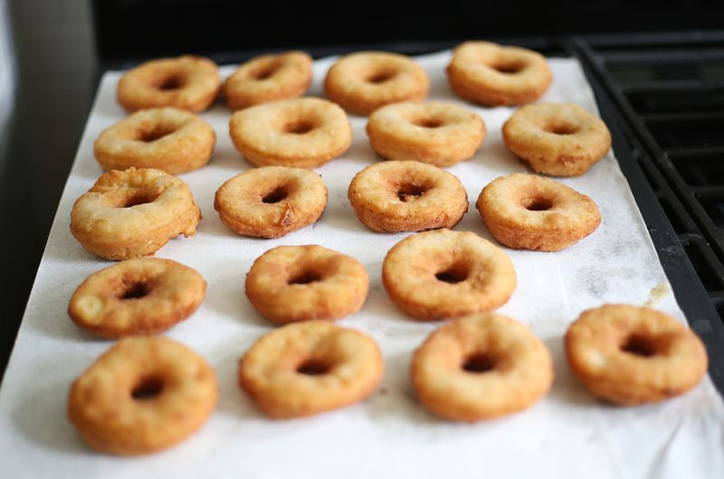 How to make the best cake donuts