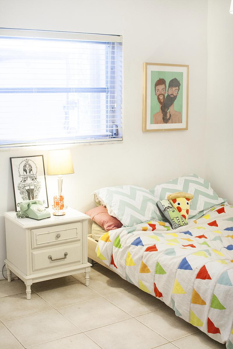 Adorable bedroom