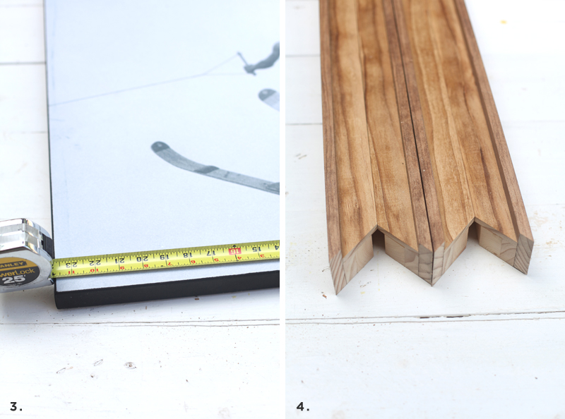 3 Custom-built frames you can make without any power tools!