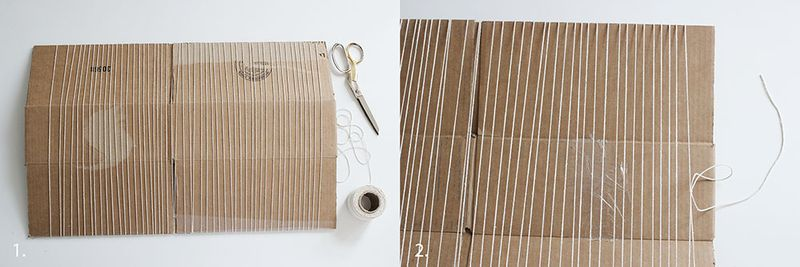 Make Your Cardboard Loom