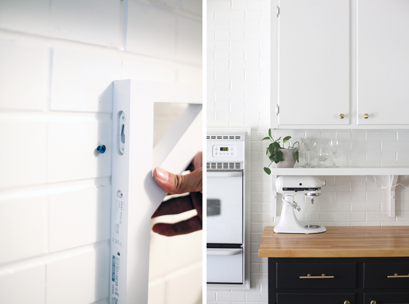 Reconfiguring Existing Cabinets For A Fresh Look A