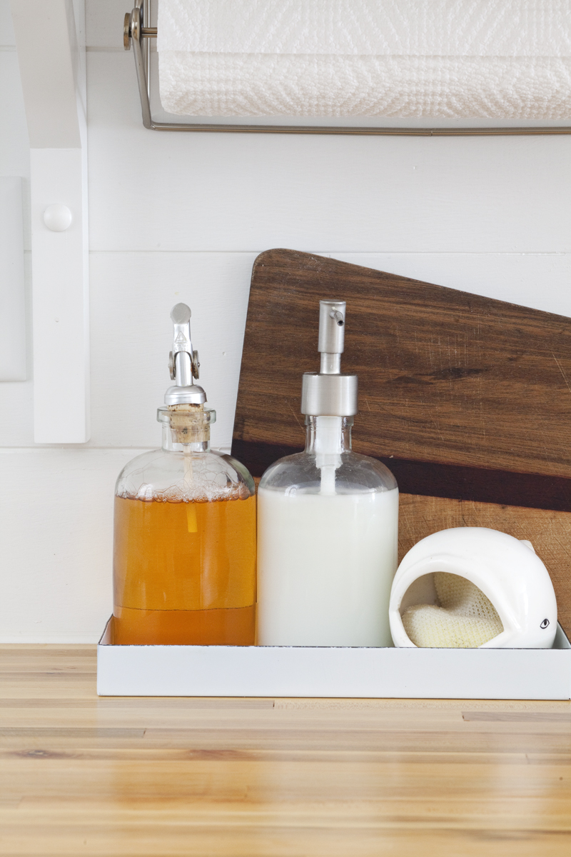 Let's talk about the controversial aspect of butcher block + how to install your own!