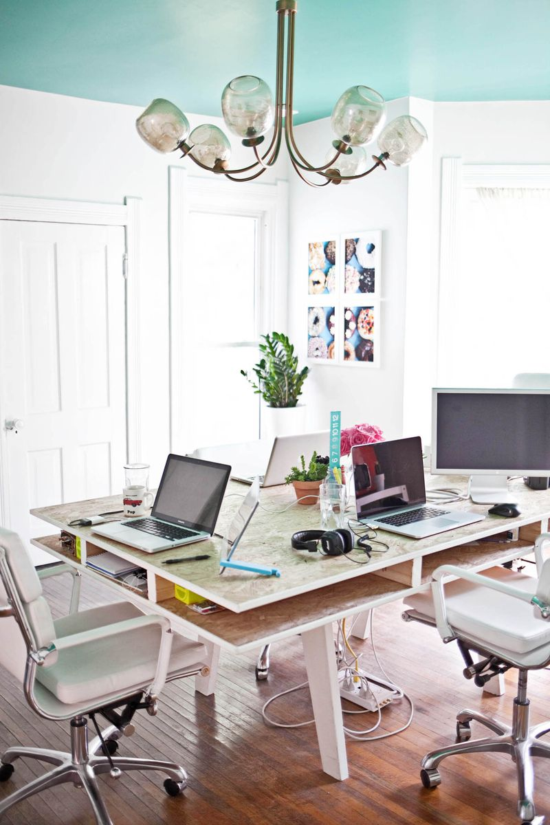 A Beautiful Mess offices