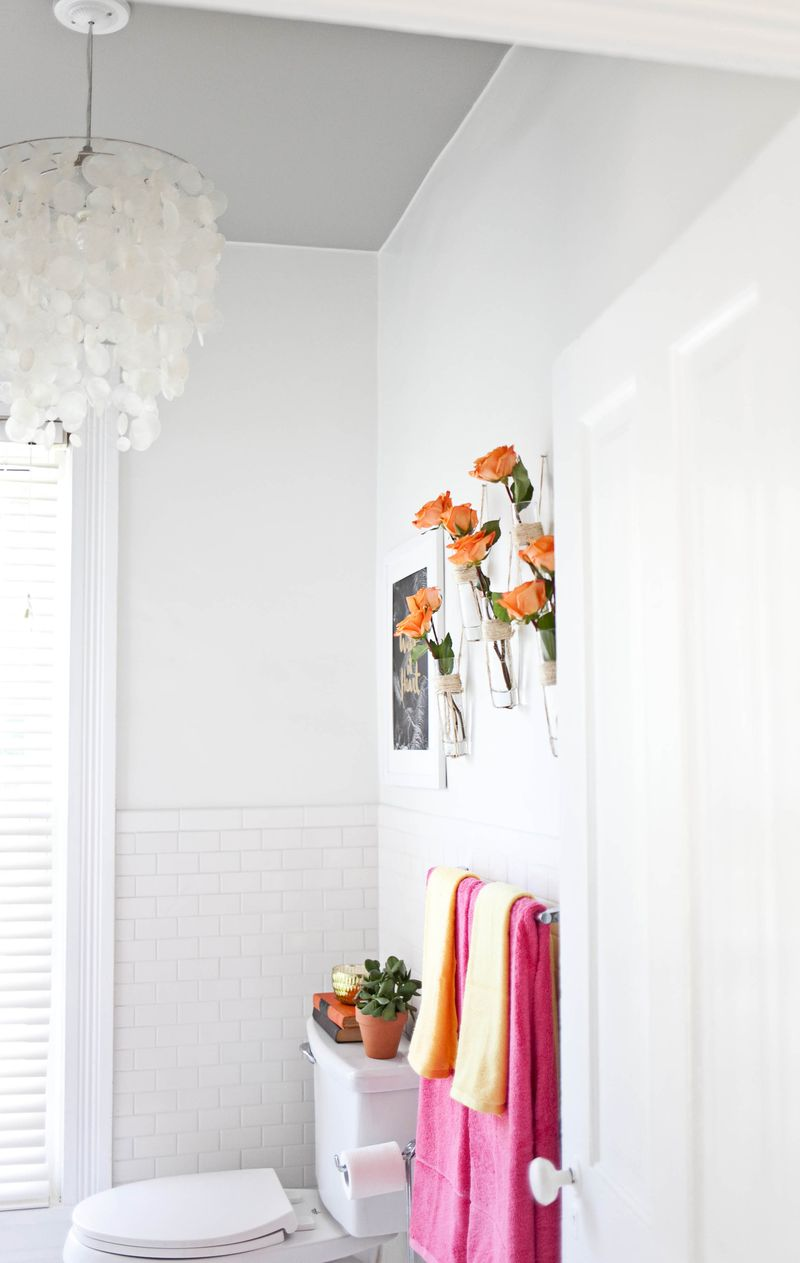 ABM bathroom makeover!
