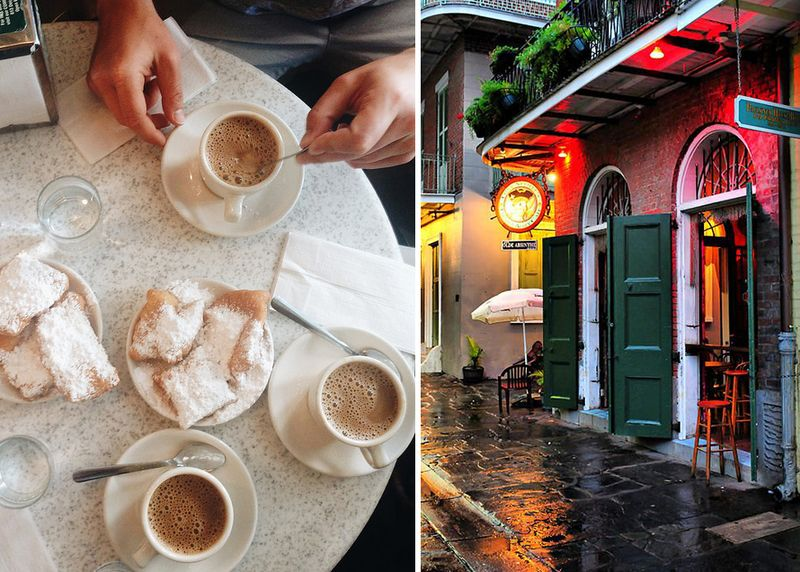 Places I want to visit-New Orleans