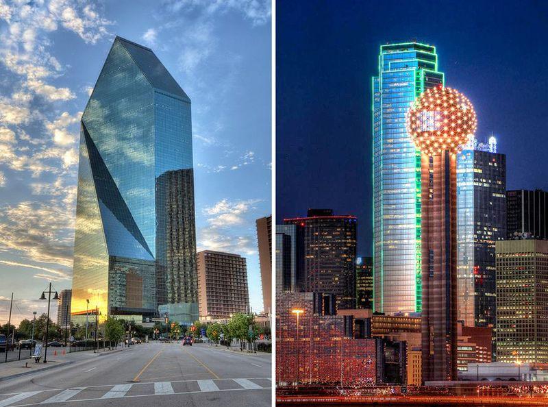 Places I want to go-Dallas