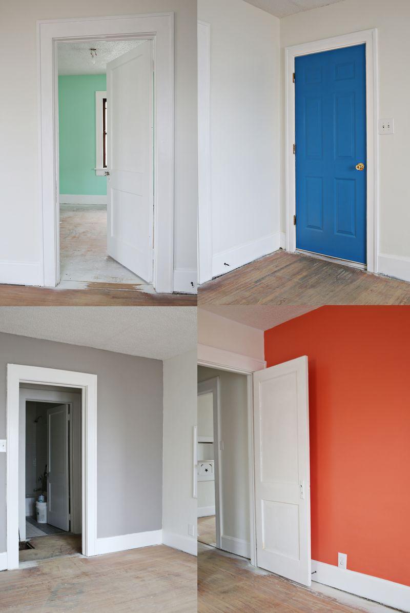 Habitat House Colors