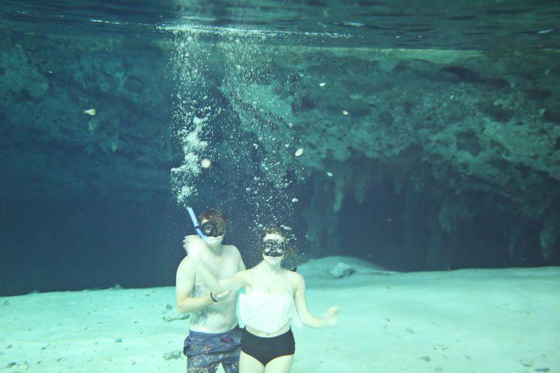 Best under water photography gear