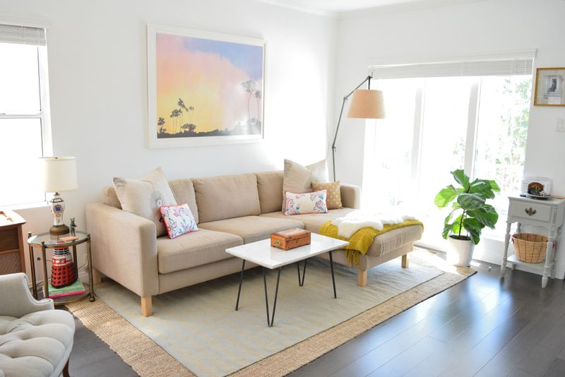At Home With Katie Costick In Los Angeles California A