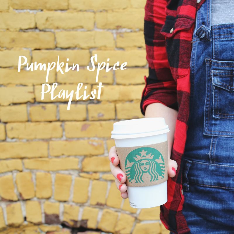 Pumpkin Spice Playlist (an ABM tradition)