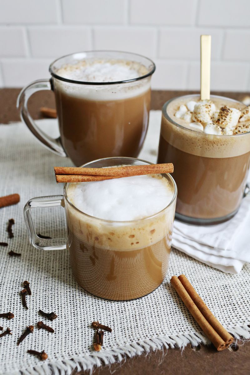 How to make a vegan latte
