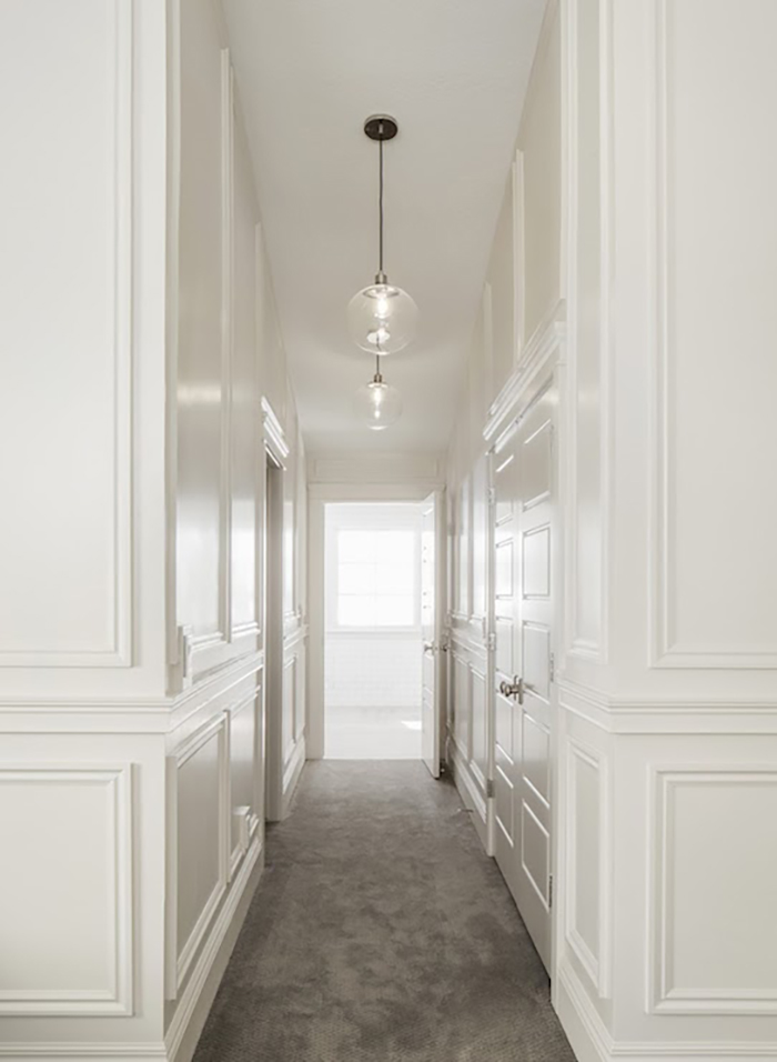 Love this molding via Decor Pad. Another option ...