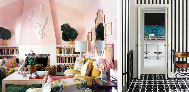 Design Style 101: Hollywood Regency - A Beautiful Mess on design fashion, landscaping for home, decorating for home, design organization, design flowers, projects for home, kitchen design for home, storage for home, garden design for home, paint for home, interiors for home, inspiration for home, lighting for home, flooring for home, products for home, design patterns for home, shower designs for home, colors for home, bamboo for home, accessories for home,