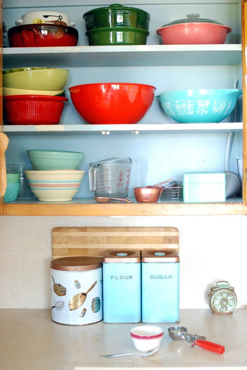 Kitchen cabinets via At Home with Kimi Encarnacion
