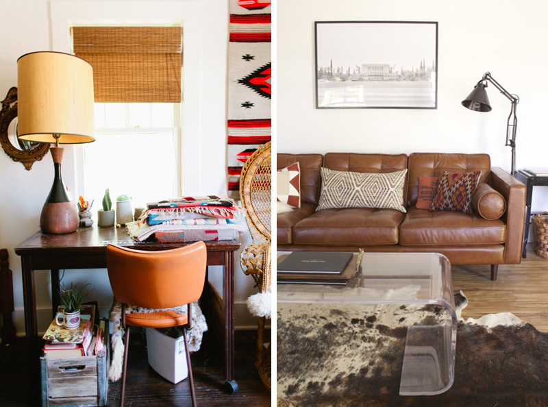 Design Style 101: Southwestern - A Beautiful Mess