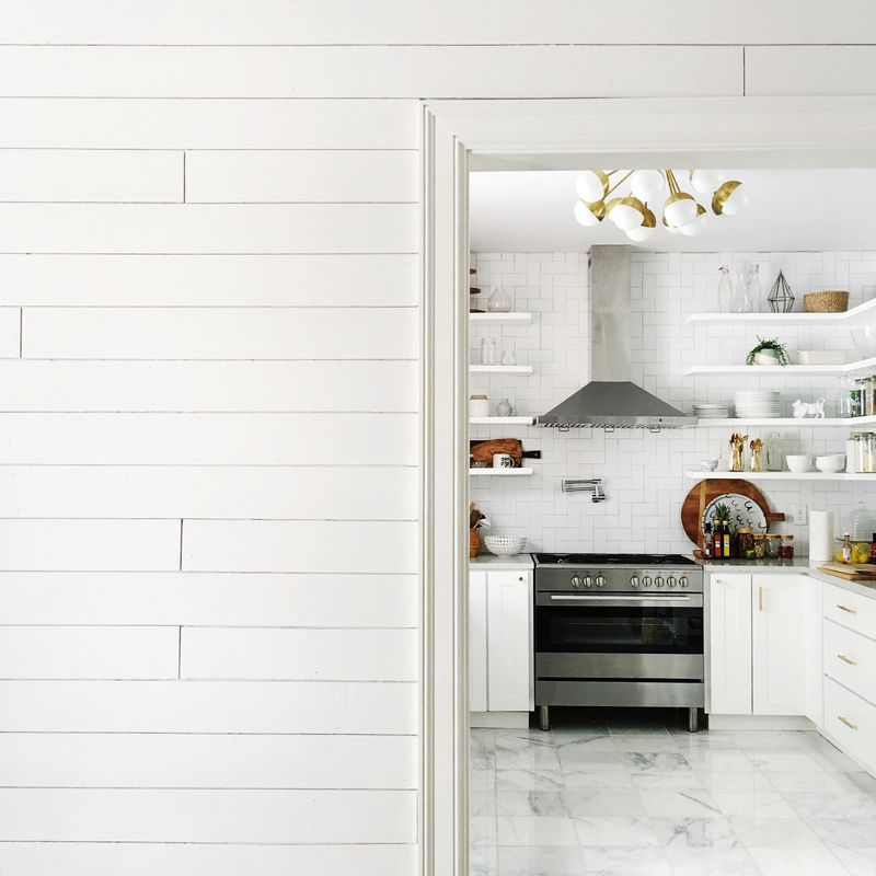 Shiplap Wall Diys Click Though For Links To Some Great Tutorials