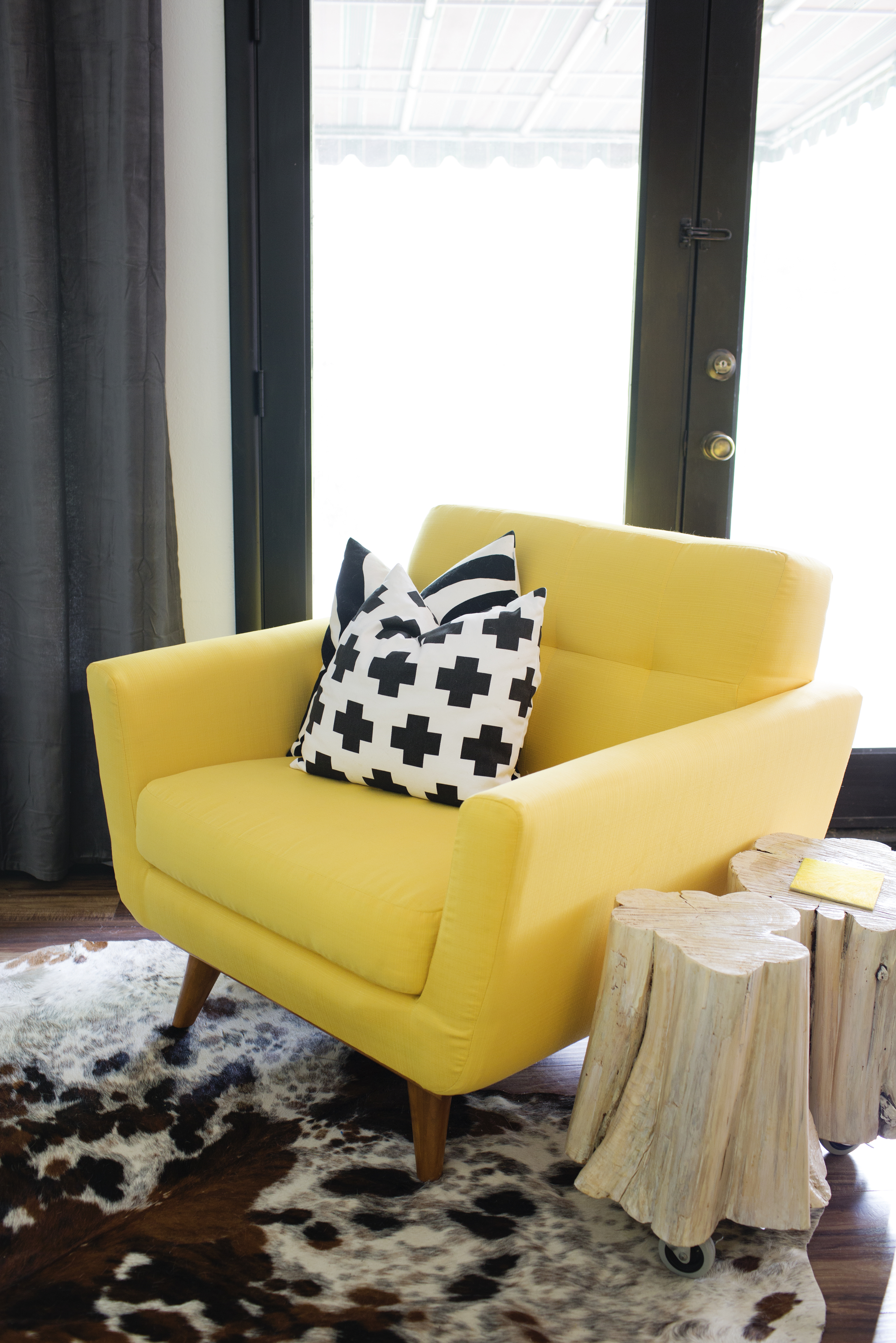 My Reupholstered Armchair A Beautiful Mess