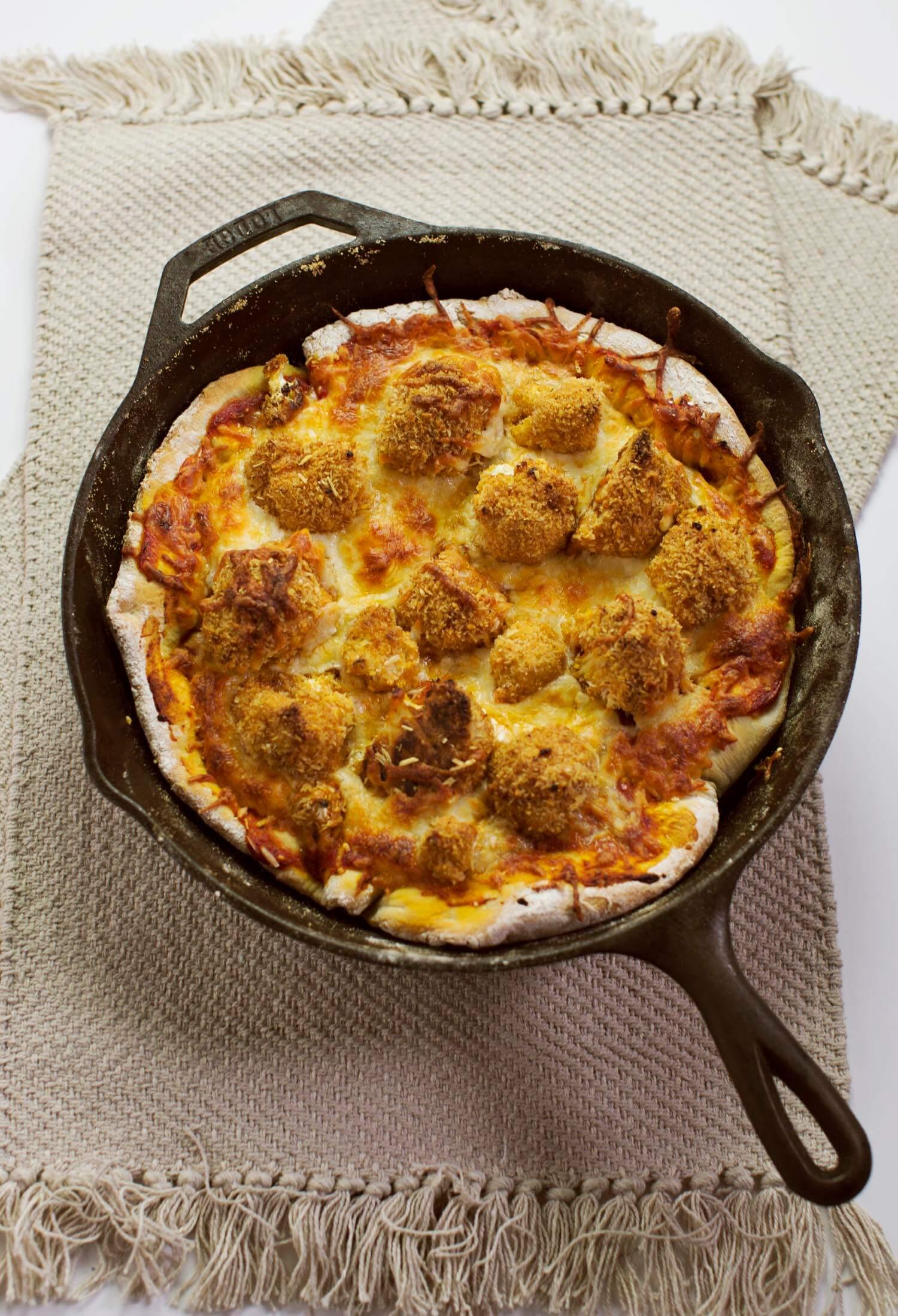 Nashville hot chicken caulifower recipe
