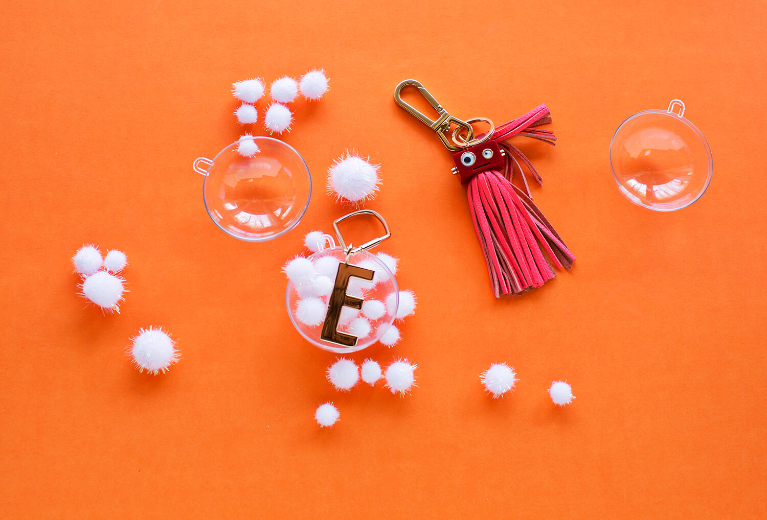 Personalized ornament DIY