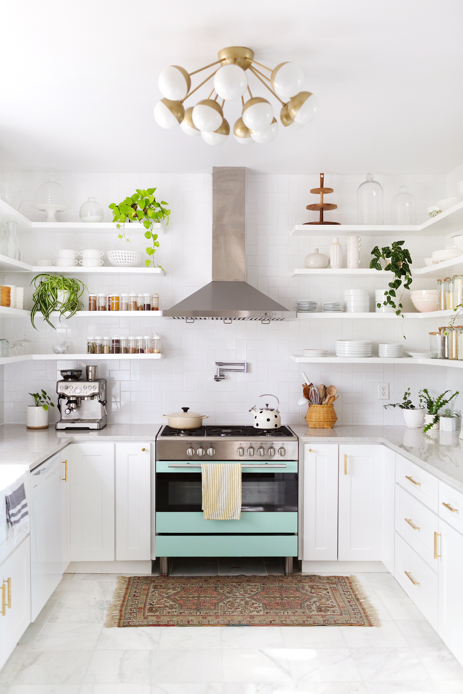Elsie S Kitchen Tour Before After A Beautiful Mess
