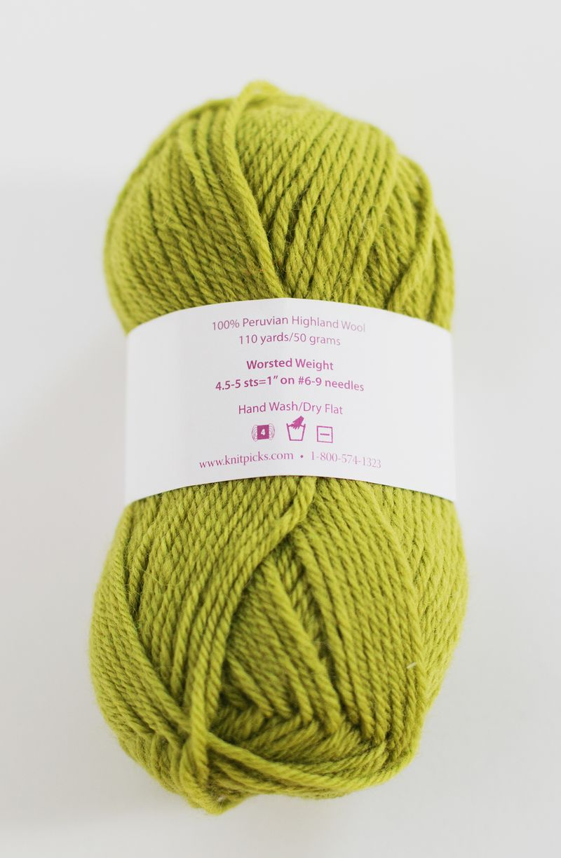 Reading yarn labels
