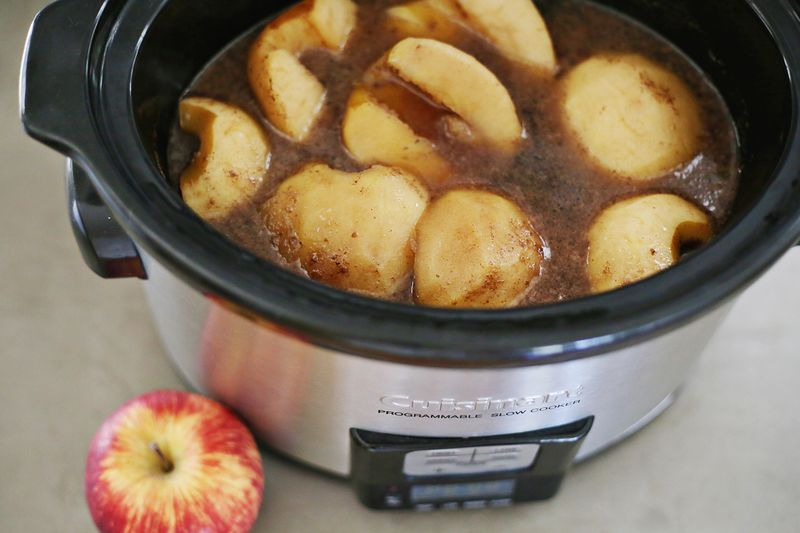 Best crock pot apple pie recipe