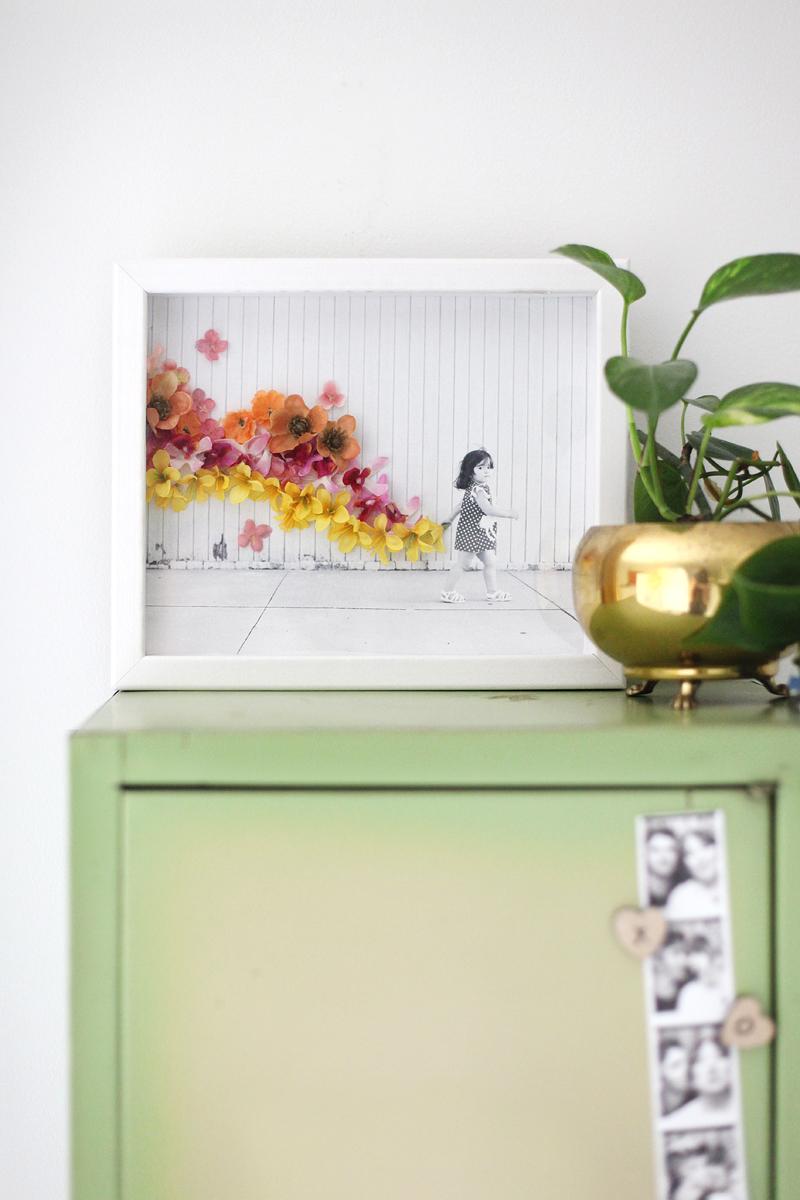 Embellished photo art