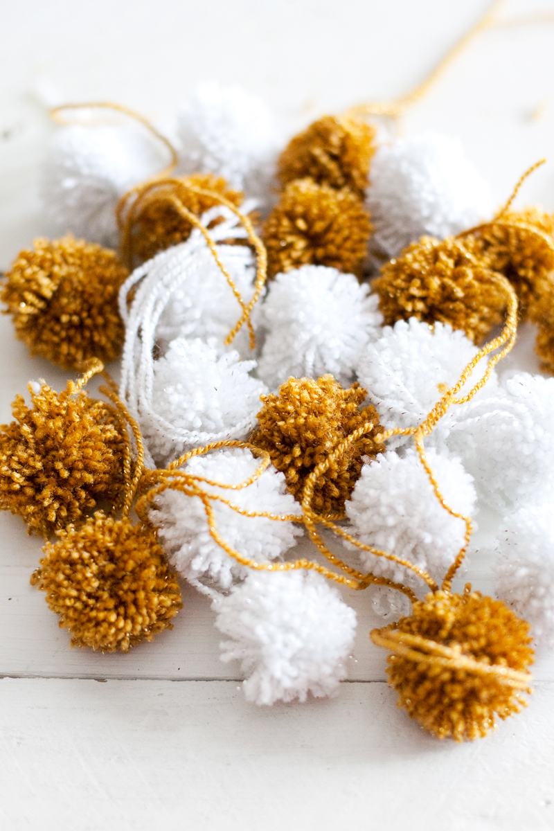 Five homemade holiday garlands to make this season