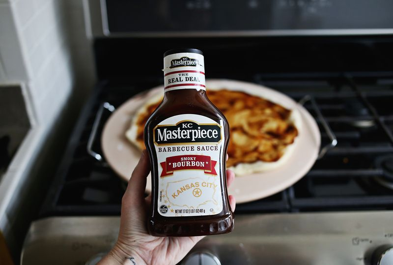 BBQ sauce from my childhood