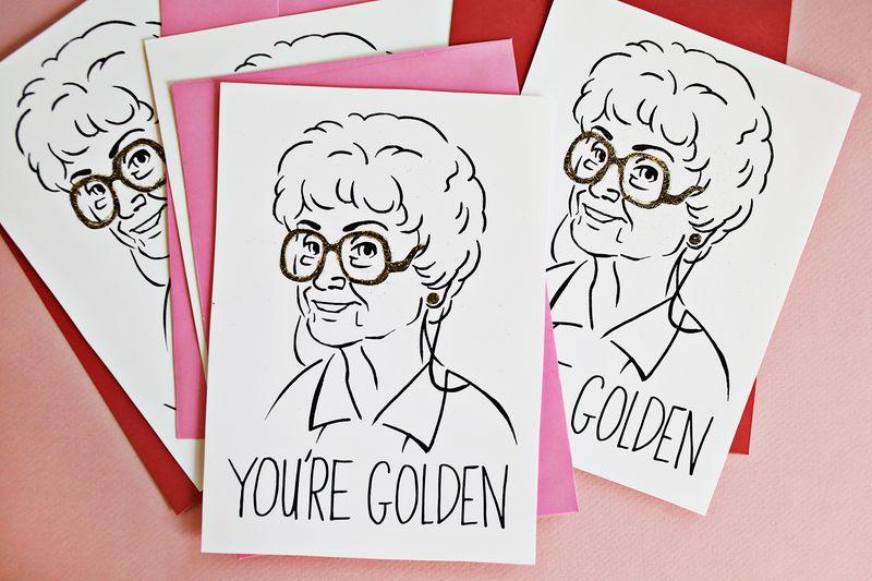 You're Golden!