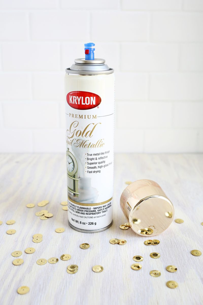 What's the best gold spray paint?