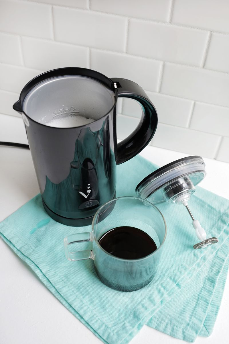 Delicious coffee alternative—chicory vanilla latte (click through for recipe)