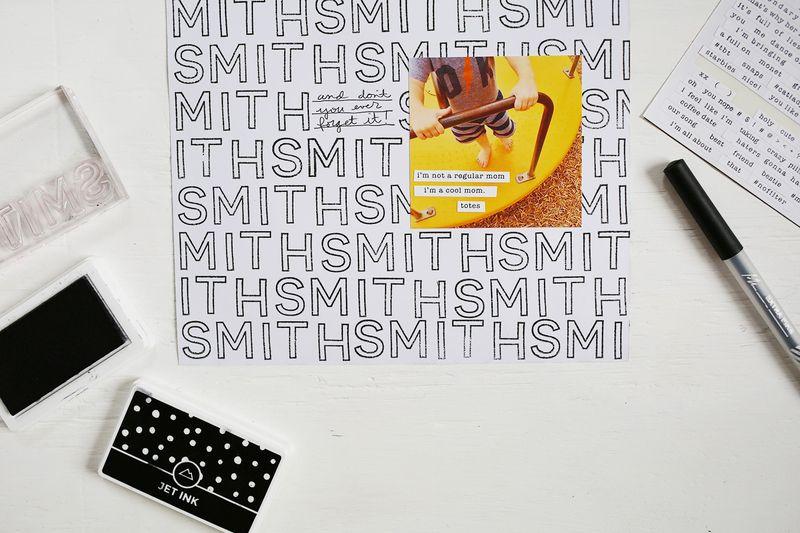 SmithScrapbookSunday2
